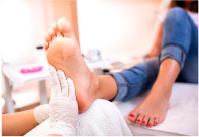 badanie kliniczne stóp kraków